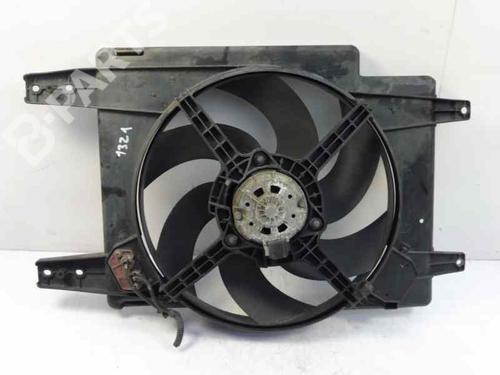Ventilateur radiateur 156 (932_) 2.0 JTS (932AXA) (166 hp) [2002-2005] 937 A1.000 2238330