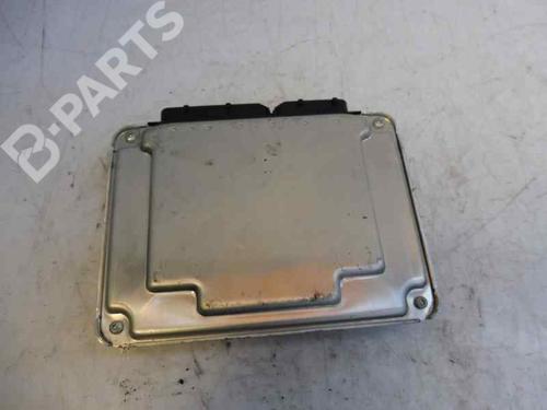 Motorstyringsenhed AUDI A4 Convertible (8H7, B6, 8HE, B7) 2.5 TDI 8E0907401S | 0281011435 | 9391287