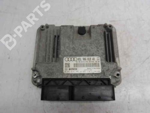 Calculateur moteur (ecu) AUDI A3 Sportback (8PA) 2.0 TDI 03L906018AB | 0281016306 | 03L906018AG | 13926602