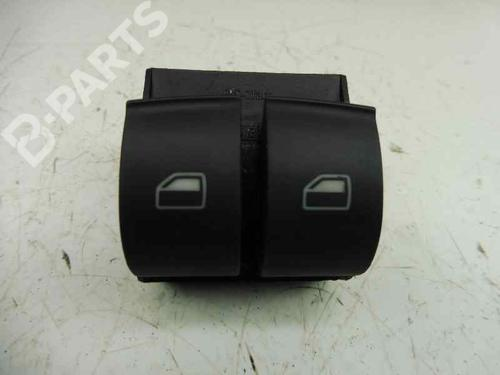 Left Front Window Switch AUDI A3 (8P1) 1.9 TDI 8Z0959851G 12746133