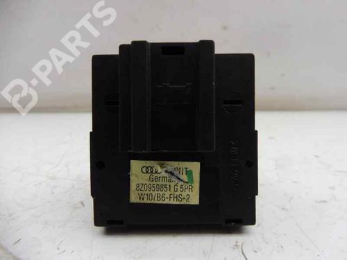 Left Front Window Switch AUDI A3 (8P1) 1.9 TDI 8Z0959851G 12746134