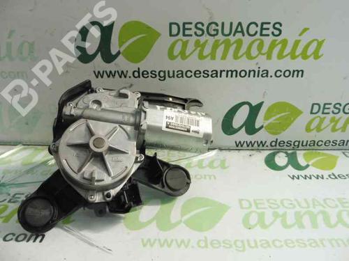 Motor limpa vidros traseiro PEUGEOT 2008 I (CU_) 1.6 HDi (92 hp) 9678423580 |