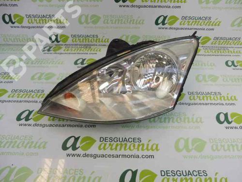 2M5113W030BE | Left Headlight FOCUS (DAW, DBW) 1.8 TDCi (100 hp) [2002-2004] FFDA 1851472
