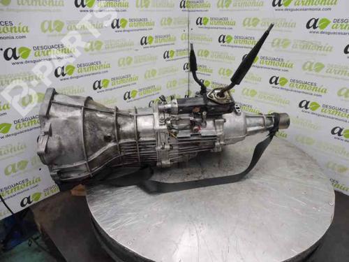 2X06775 | Manuell girkasse FRONTERA A (U92) 2.3 TD (5JMWL4) (100 hp) [1992-1998] 23 DTR 1855590