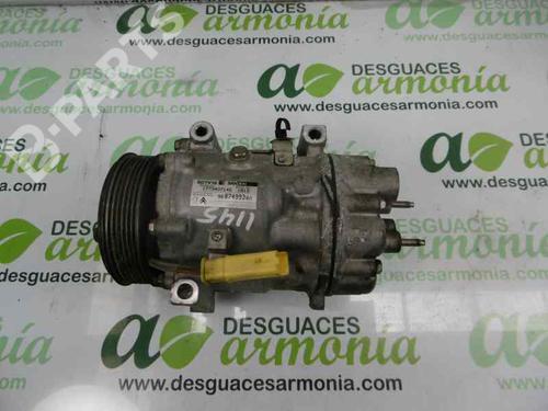 Compressor A/C PEUGEOT EXPERT Van (VF3A_, VF3U_, VF3X_) 2.0 HDi 130 9687499380 | 1773407145 | 27811698