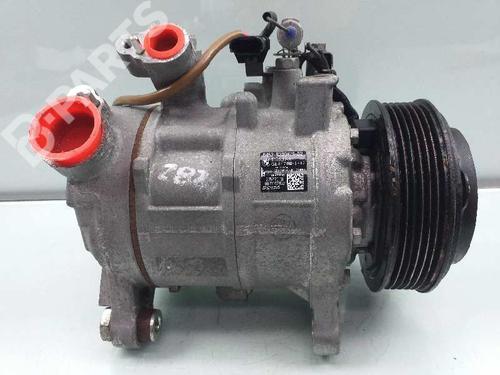 64529330829 | 4471608742 | 22527010 | Compressor A/A 2 Coupe (F22, F87) 218 d (143 hp) [2014-2015] N47 D20 C 4846089
