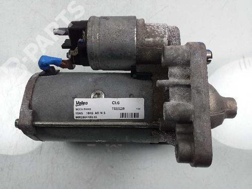 Motor de arranque PEUGEOT 2008 I (CU_) 1.6 HDi (92 hp) 9662854180 |