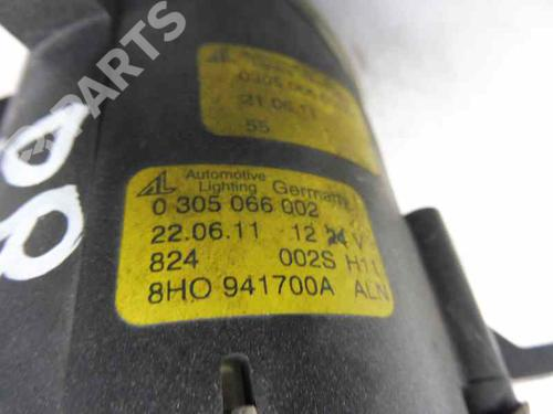 Højre Foran Tågelygte AUDI A4 Convertible (8H7, B6, 8HE, B7) 2.5 TDI 8H0941700A | 27818748