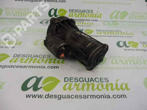 Motor de arranque PEUGEOT 407 (6D_) 2.0 HDi 135  27807249
