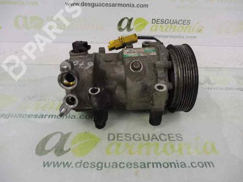 Compressor A/C PEUGEOT 308 I (4A_, 4C_) 1.6 HDi 9659875780 | 27802880