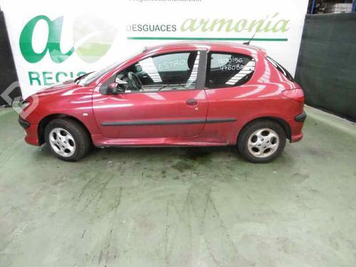 Chapeleira/Cortina mala PEUGEOT 206 Hatchback (2A/C) 1.4 i  27460993