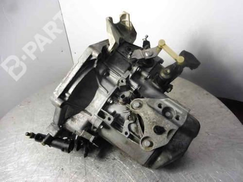 Caixa velocidades manual PEUGEOT 207 (WA_, WC_) 1.4 20CQ65   35425665