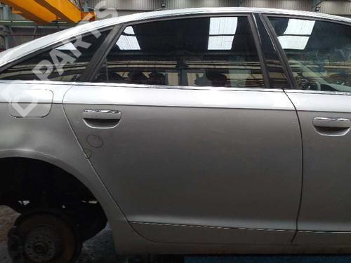 4F0833052G | Tür rechts hinten A6 (4F2, C6) 3.0 TDI quattro (225 hp) [2004-2006] BMK 6977763