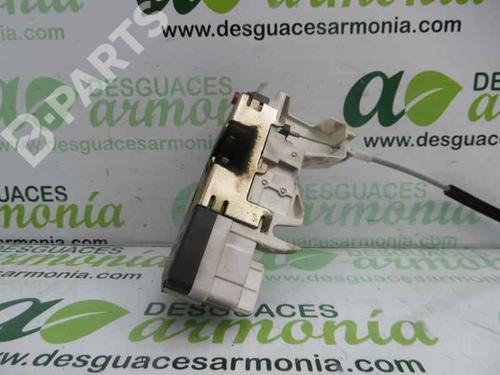 Fechadura trás direita PEUGEOT 307 (3A/C) 1.6 HDi 110  27799560