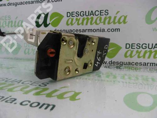 Fechadura trás direita PEUGEOT 307 (3A/C) 1.6 HDi 110  27799561