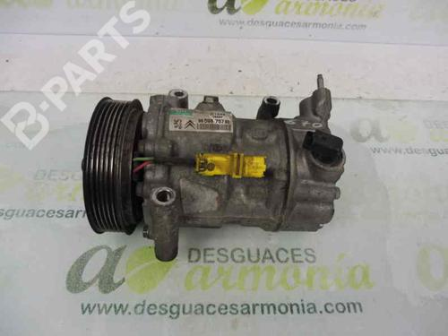 Compressor A/C PEUGEOT 308 I (4A_, 4C_) 1.6 HDi 9659875780 | 27802877