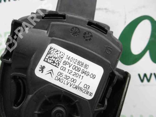 Pedal PEUGEOT EXPERT Van (VF3A_, VF3U_, VF3X_) 2.0 HDi 130 1401280880   6PV00994909   27811719