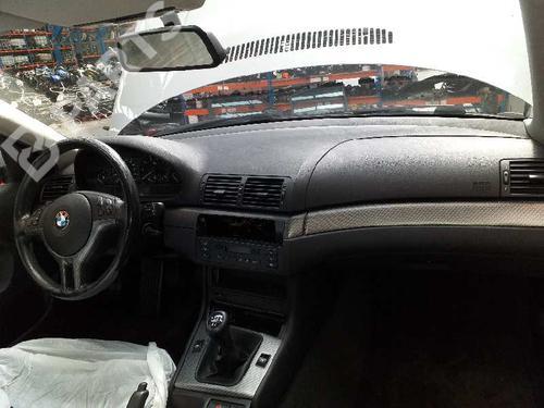 Kollisonspute sett 3 Compact (E46) 318 ti (136 hp) [2001-2004] N42 B20 A 6307645