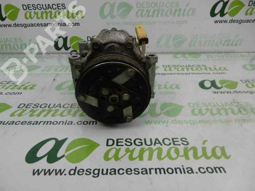 Compressor A/C PEUGEOT EXPERT Van (VF3A_, VF3U_, VF3X_) 2.0 HDi 130 9687499380 | 1773407145 | 27811701