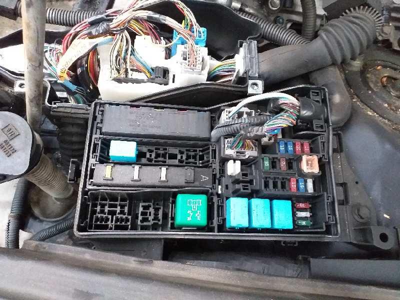 fuse box lexus gs (_s19_) 300 (grs190_) 8921130020 | b-parts  b-parts