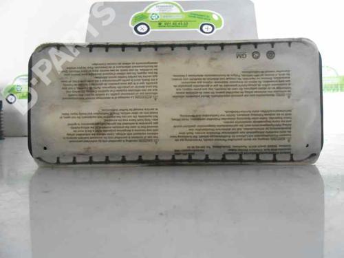 09130818 | ABPAB305960NAT | JQ990040801 | Passasjer kollisjonspute VECTRA B (J96) 2.0 DTI 16V (F19) (101 hp) [1997-2002]  2058679