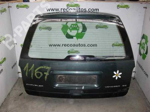 05096151AA | VERDE | Tampa da Mala VOYAGER / GRAND VOYAGER III (GS) 2.0 i (133 hp) [1995-2001]  2053392