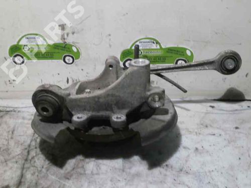Højre hjullejehus spindel 5 (E39) 525 tds (143 hp) [1996-2003]  2115640