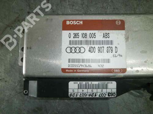 4D0907379D   0265108005   BOSCH   Øvrige styreenhet A6 (4A2, C4) 2.3 (133 hp) [1994-1995]  2072996