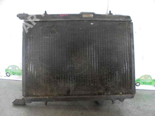 9643700280 | PSA | Kjøler XSARA PICASSO (N68) 1.6 (95 hp) [1999-2010]  2084023