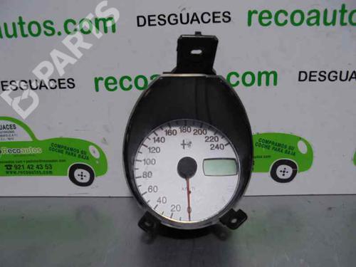 60672662 | 60672662 | Compteur de vitesse 156 Sportwagon (932_) 1.9 JTD (932.B2B00) (110 hp) [2000-2001]  2066202