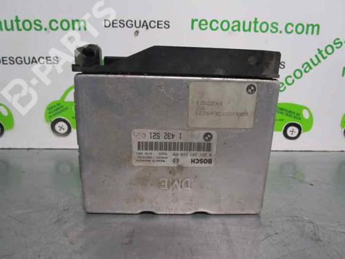 1432521 | 0261203660 | BOSCH | Centralina do motor 3 (E36) 316 i (102 hp) [1993-1998]  2081954