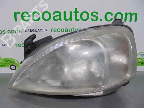 89302111 | Lyskaster venstre CORSA C (X01) 1.7 DI (F08, F68) (65 hp) [2000-2009]  2058463