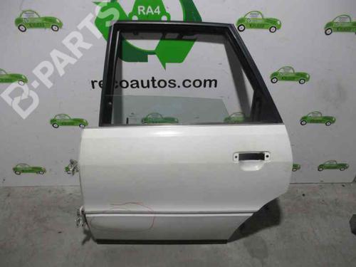 BLANCA   4 PUERTAS   Tür links hinten 80 (89, 89Q, 8A, B3) 2.0 quattro (115 hp) [1990-1991] AAD 2105528