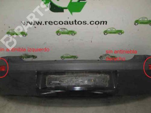 NEGRO | Bak støtfanger CORSA C (X01) 1.0 (F08, F68) (58 hp) [2000-2003]  2081610