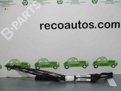 Front Wipers Mechanism REXTON / REXTON II (GAB_) 2.7 Xdi (163 hp) [2004-2020]  3471343