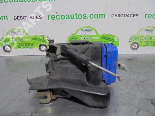 8D0839016A | 4 PUERTAS | Fechadura trás direita A6 (4A2, C4) 2.5 TDI (140 hp) [1994-1997]  2097340