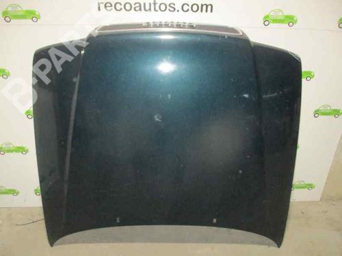 VERDE | Capot 80 (89, 89Q, 8A, B3) 1.8 S (90 hp) [1986-1991]  2091577
