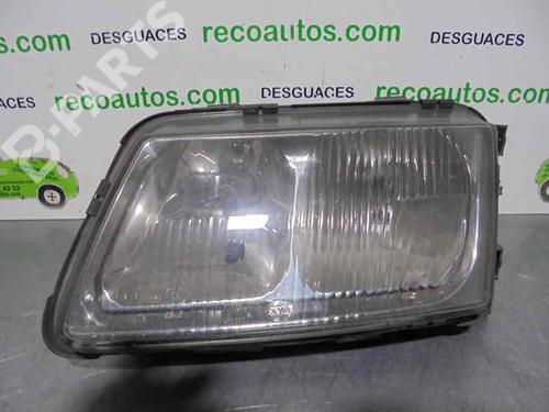 Left Headlight A3 (8L1) 1.8 T (150 hp) [1996-2003]  2103011