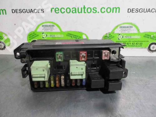 3449504   102405130607   Caja reles / fusibles MINI (R56) One (95 hp) [2006-2010] N12 B14 A 2299278