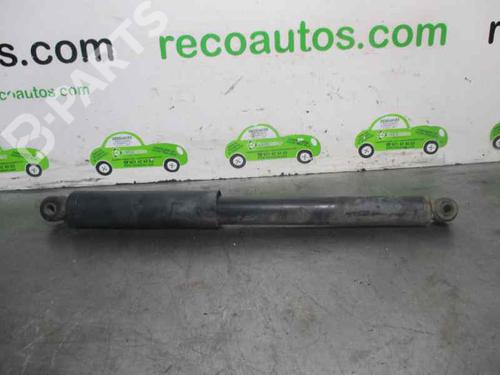 Right Rear Shock Absorber FORD TRANSIT Box (FA_ _) 2.4 TDCi 4x4 6C1118080JC | 814902001097 | 24025628