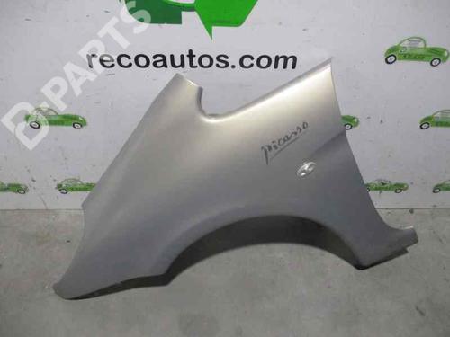 GRIS CON TONOS COBRIZOS | Forkjerm venstre XSARA PICASSO (N68) 1.6 HDi (109 hp) [2004-2011] 9HZ (DV6TED4) 2724659