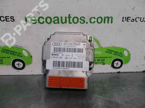 8E0959655G   0285001668   BOSCH   Kollisjonspute styreenhet A4 Avant (8ED, B7) 2.0 TDI (140 hp) [2004-2008]  2848075