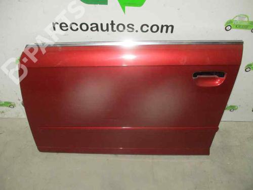 GRANATE   4 PUERTAS   Tür links vorne A4 (8E2, B6) 1.8 T quattro (163 hp) [2002-2004] BFB 3137697