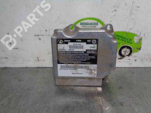60683300 | 5WK43444 | SIEMENS | Calculateur Airbags GT (937_) 1.9 JTD (937CXN1B) (150 hp) [2003-2010] 937 A5.000 4603832