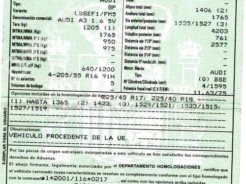 AUDI A3 (8P1) 1.6(3 Türen) (102hp) 2003-2004-2005-2006-2007-2008-2009-2010-2011-2012 32683664