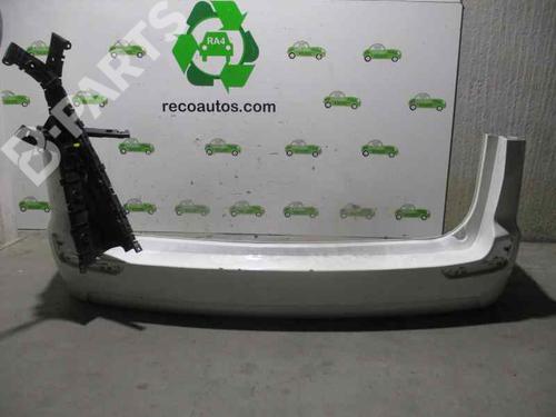 BLANCO | Pára-choques traseiro RODIUS II 2.0 Xdi (155 hp) [2013-2020]  2123001