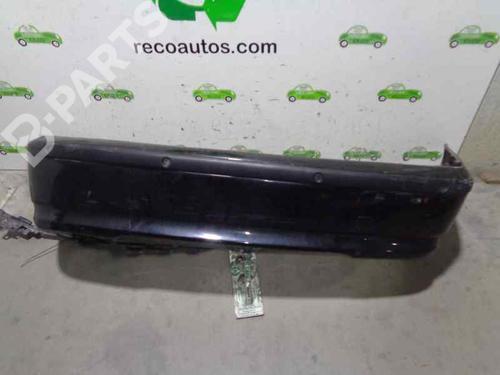 NEGRO | Bagtil kofangere 3 (E46) 320 d (150 hp) [2001-2005]  6002105
