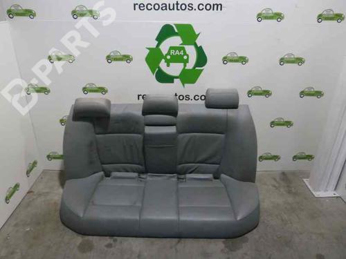 CUERO GRIS | Sæde Bagtil 3 (E46) 320 d (136 hp) [1998-2001]  2118008
