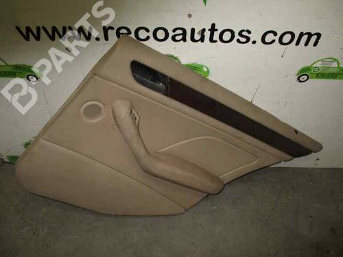 4P | Dørbeklædning bagtil højre 3 (E46) 330 d (204 hp) [2003-2005]  2107631