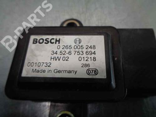 Elektronik Modul BMW X5 (E53) 3.0 d 34526753694 | 0265005248 | BOSCH | 34036975